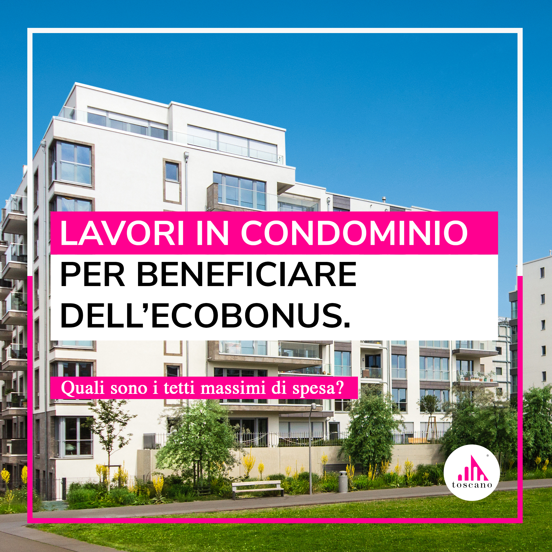 ecobonus 110% e condominio
