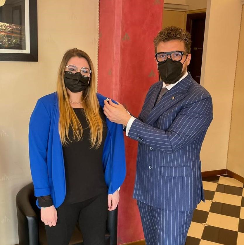 Nuovo stagista nell'agenzia Toscano Novoli