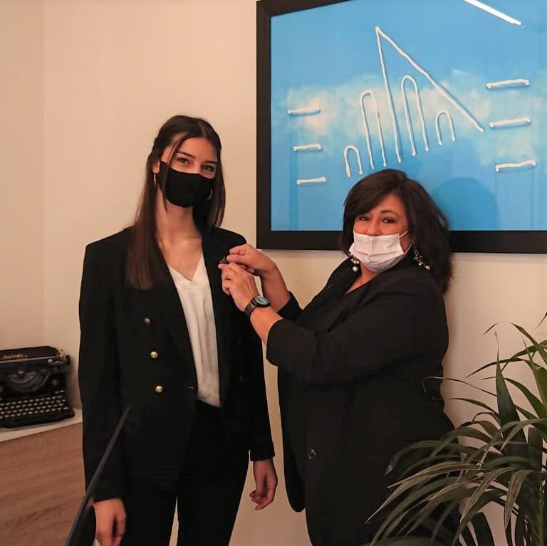 Nuovo stagista nell'agenzia Toscano Trieste